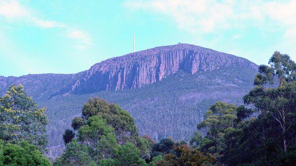 Гора Веллингтон. Тасмания