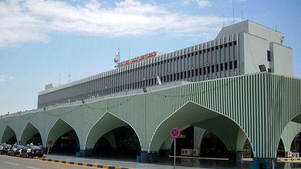 Международный аэропорт Триполи