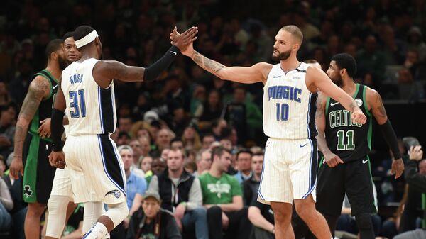 Баскетболисты Орландо
