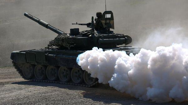 Танк Т72 Б3