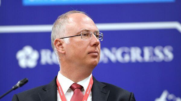 Генеральный директор РФПИ Кирилл Дмитриев на форуме Арктика – территория диалога. День второй