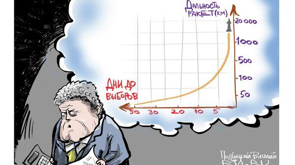 Чем ближе выборы, тем больше расстояния