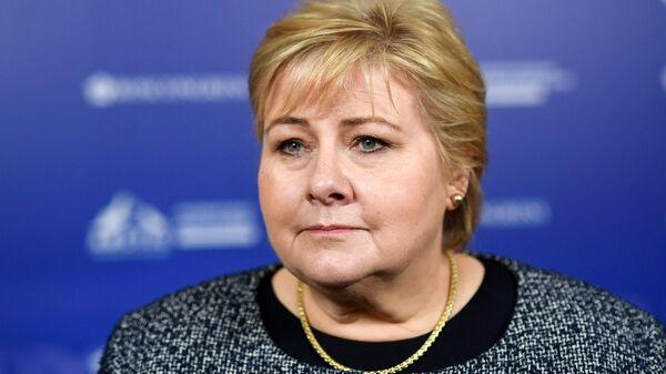 Премьер-министр Королевства Норвегия Эрна Сульберг
