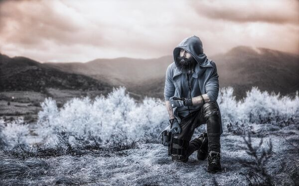 Vladimir Migutin. Конкурс инфракрасной фотографии Life in Another Light