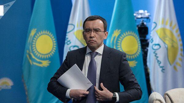 Маулен Ашимбаев
