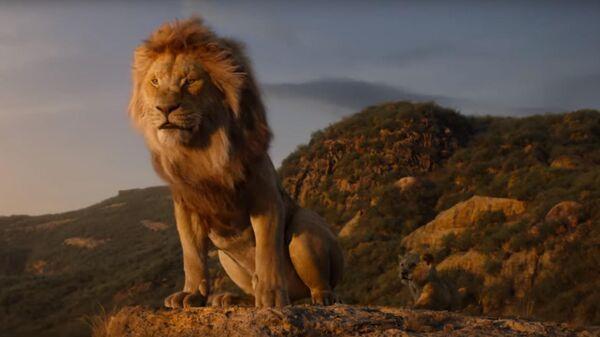 король лев трейлер