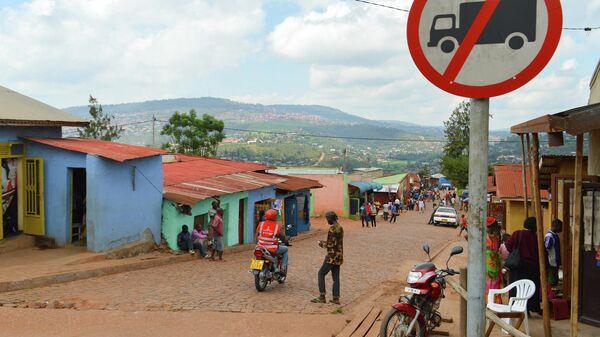 Кигали, Руанда