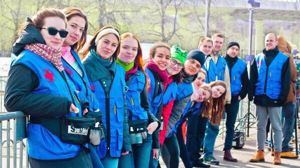 В России создано 310 школьных отрядов волонтеров-медиков
