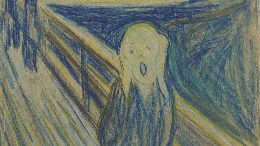 """Не только """"Крик"""". Пять фактов об Эдварде Мунке и его выставке в Третьяковке"""
