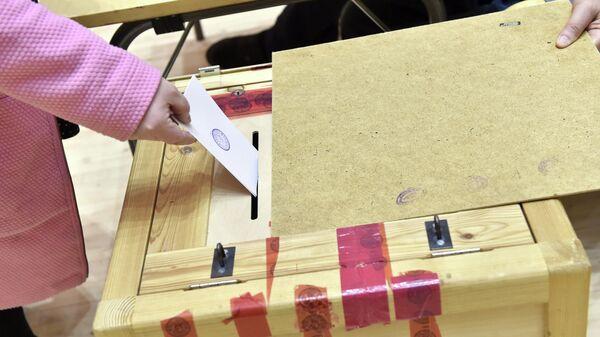 Выборы в парламент Финляндии