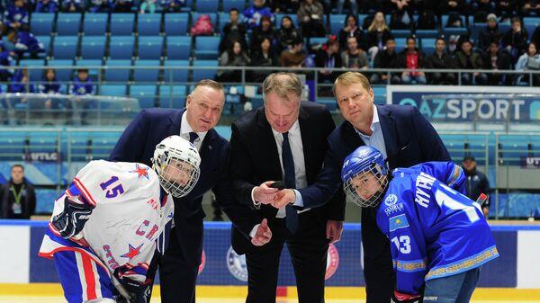 Первый трофей хоккейного кубка UTLC Ice Cup 2019 уезжает в Ярославль