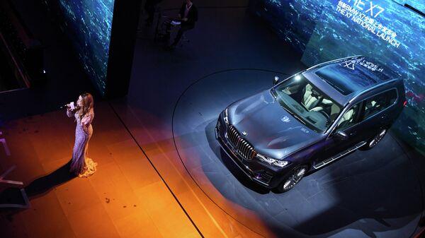 BMW отзывает 315 автомобилей X7 в России