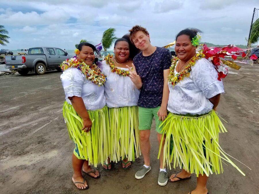 Мата-Уту, острова Уоллис и Футуна, Океания