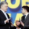 LIVE: Дебаты кандидатов в президенты Украины на стадионе в Киеве