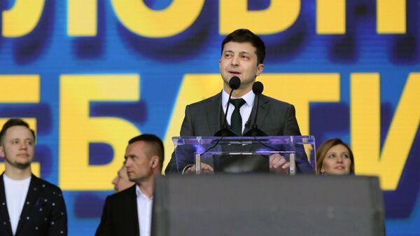ЦИК Украины: Иск против Зеленского неможет быть удовлетворен