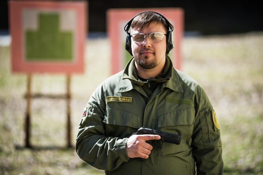Конструктора пистолета Удав Иван Козлов