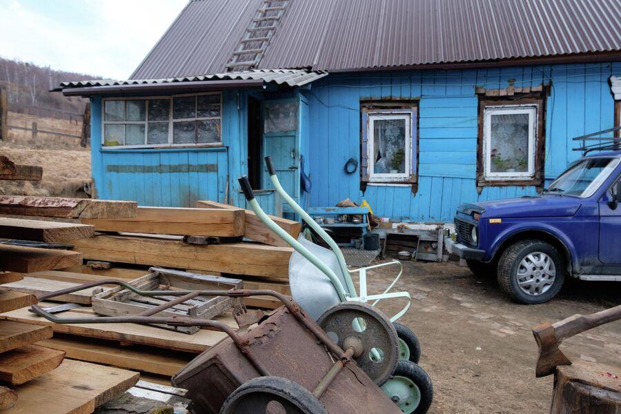 Дом Татьяны Кардаковой