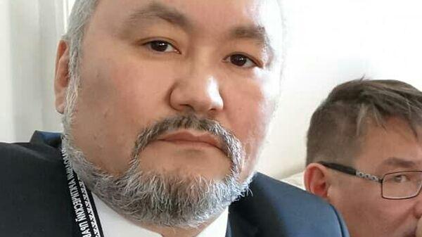 Председатель Комитета Законодательного Собрания Ямало-Ненецкого автономного округа по государственному устройству, местному самоуправлению и общественным отношениям Эдуард Яунгад