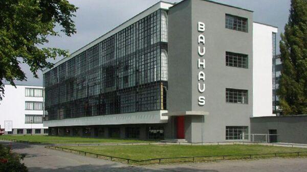 Здание школы в Дессау