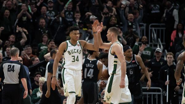 Баскетболисты Милуоки