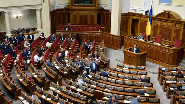 Рада приняла закон об исключительности украинского языка