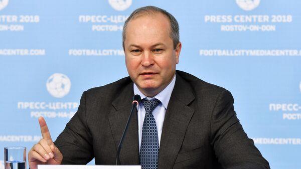 Глава администрации города Ростова-на-Дону Виталий Кушнарев