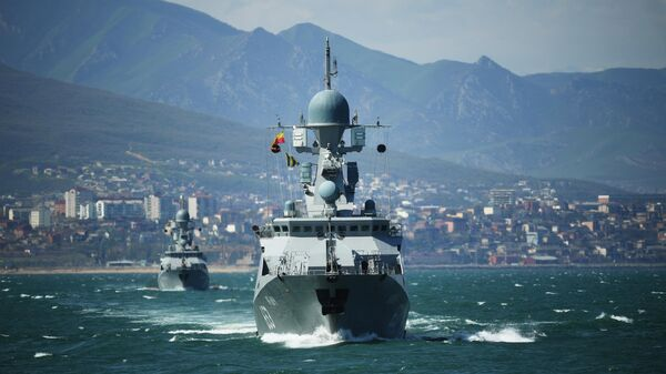 Корабли Каспийской флотилии ВМФ РФ