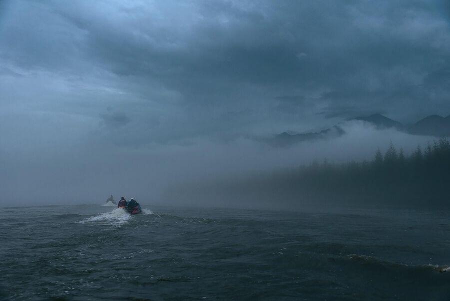Путешествие по реке Индигирка на катамаранах