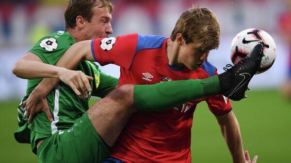 Игорь Удалый (слева) и Яка Бийол (справа)