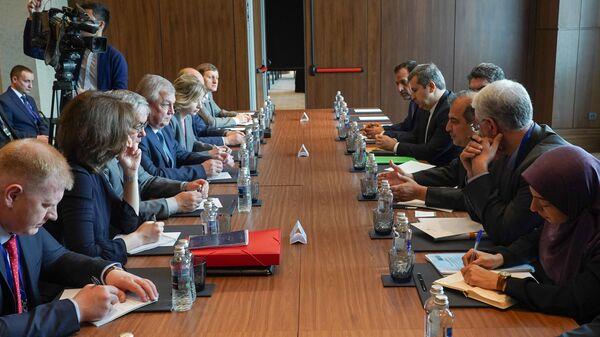 Переговоры в астанинском формате по Сирии. 25 апреля 2019