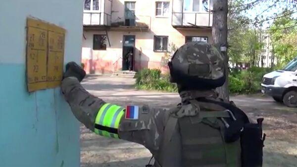 В Нальчике задержали боевика, планировавшего теракт