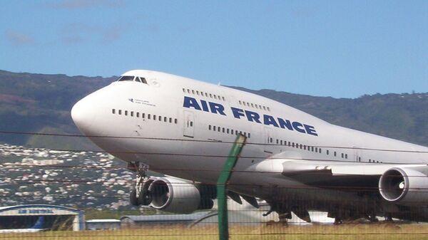 Авиакомпания Air France. Архивное фото