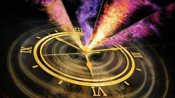 Выбросы микроквазара V404 в созвездии Лебедя в представлении художника