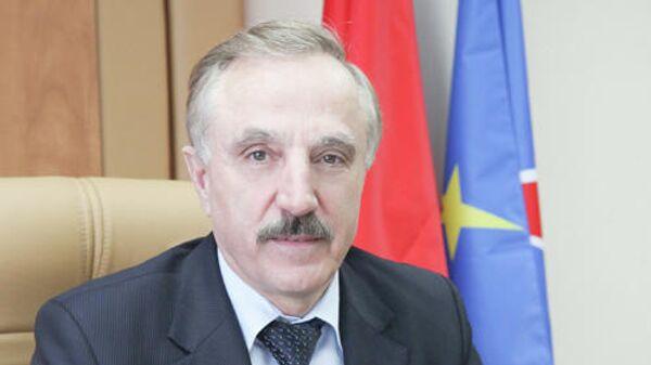 Глава Люберецкого района и города Люберцы Владимир Ружицкий