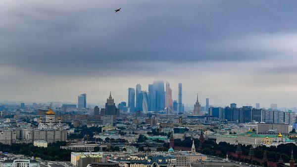 Панорама Москвы