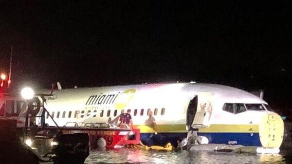 Авария самолета Boeing 737 во Флориде. 3 мая 2019