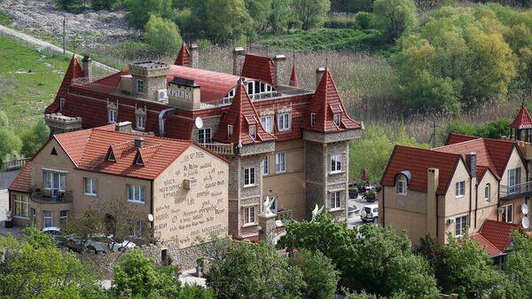 Гостиница в селе Абрау-Дюрсо в Краснодарском крае
