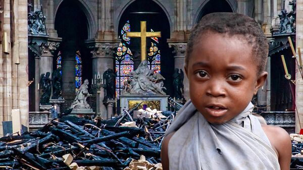 Накормить миллионы детей: что можно сделать на пожертвования для Нотр-Дама