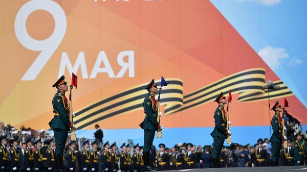 Генеральная репетиция парада Победы. 7 мая 2019