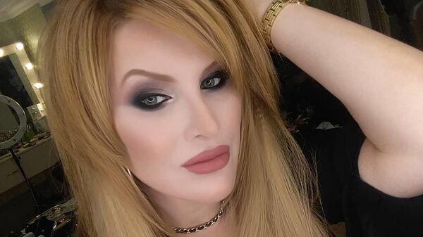 Телеведущая Тамилла Абдулаева
