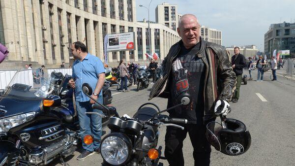 Главный редактор радиостанции Говорит Москва Сергей Доренко