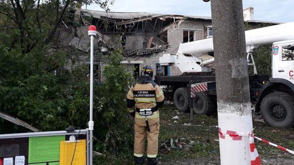 Ликвидация последствий хлопка бытового газа в жилом доме в Ростовской области. 12 мая 2019