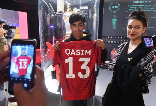 Мальчик из Ирака Касим Алькадим, герой снимка Тайсира Махди Желание жить
