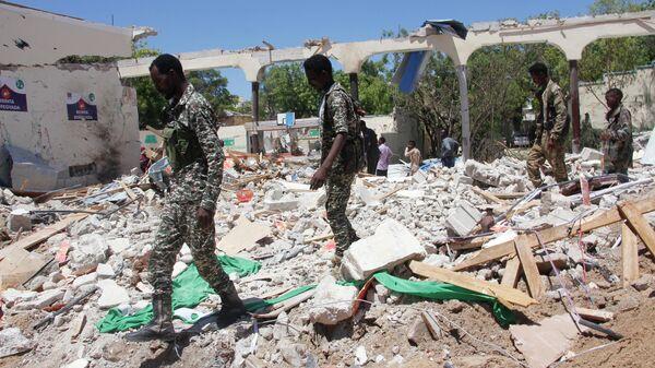 Военные Сомали
