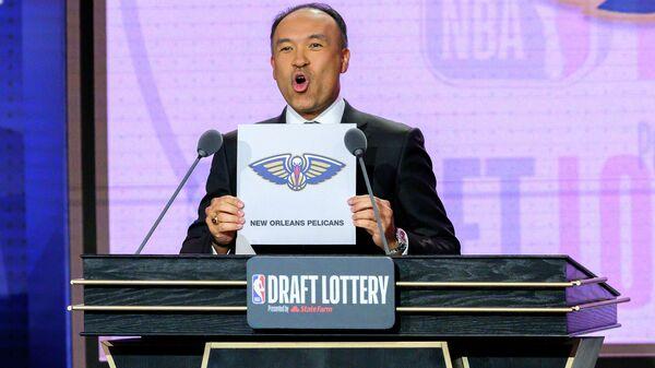Лотерея драфта НБА