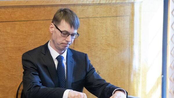 Бывший министр внешней торговли и инфотехнологий Эстонии Марти Куузик