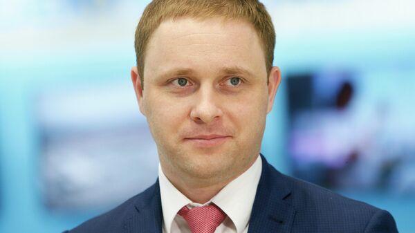 Вице-губернатор Краснодарского края Василий Швец