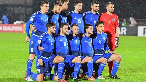 Футболисты сборной Сан-Марино