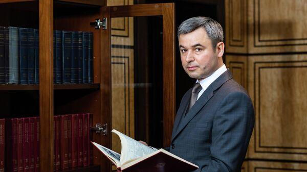 Генеральный директор ВДНХ Сергей Шогуров