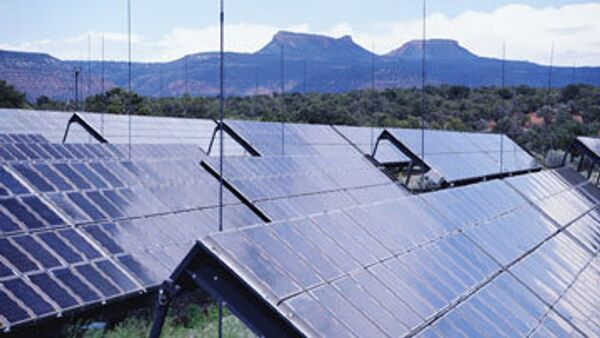 Китай построит самую большую в мире солнечную электростанцию